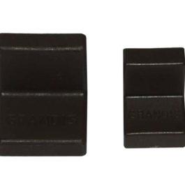 Мебельный уголок GRANDIS металлический с заглушкой : венге