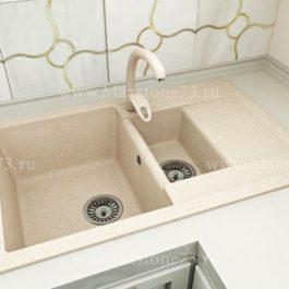 Кухонная мойка МS-11 глянец