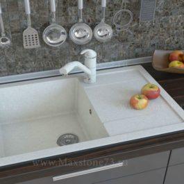 Кухонная мойка МS-14 глянец