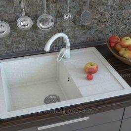 Кухонная мойка МS-15 глянец