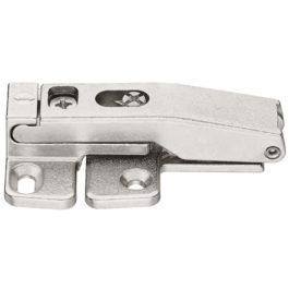 Петля центральная регулируемая для складных дверей FREE Fold (шуруп)