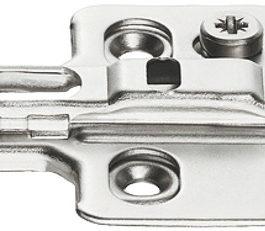 Монтажная планка , крепление шурупами, для Metalla SM 100 St.S 2mm