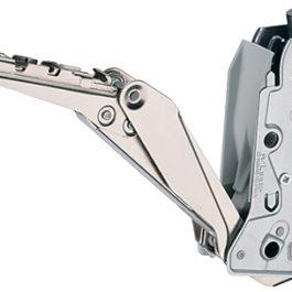 Подъемный механизм Free flap 1.7 Model A, левый механизм 107